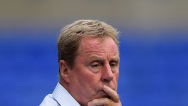 Redknapp sacking surprises Pavlakis