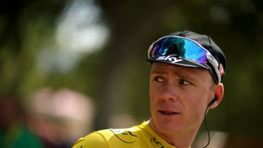 Froome: Unfinished business at La Vuelta