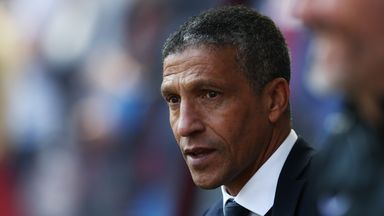 Defence delights Hughton
