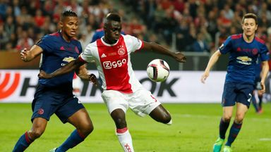 Transfer Target: Davinson Sanchez