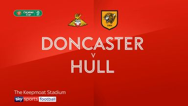 Doncaster 2-0 Hull