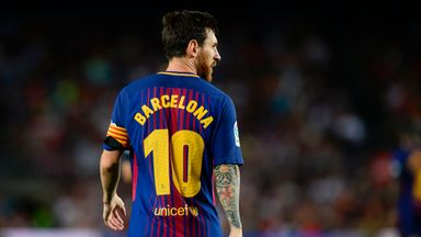 Could Messi leave Barca?