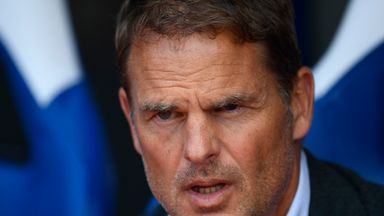 De Boer confident in own ability