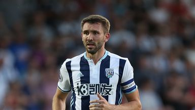 McAuley: WBA in difficult place