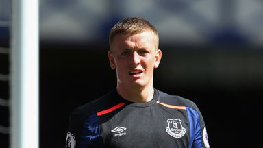 Pickford: Time to knuckle down