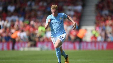 De Bruyne: Good form down to Pep