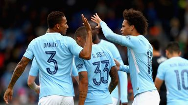 Merson backs City for title