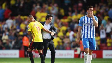 Silva focused on Watford survival