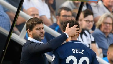 Pochettino: Alli gesture no big issue