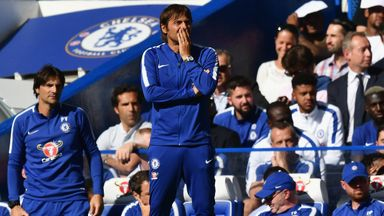 Conte's 'grumbling' questioned