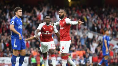 Quick start for Lacazette