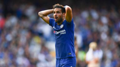 Fabregas' silly bookings