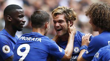 Neville: How Chelsea surprised Spurs