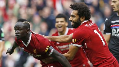 Le Tissier: Liverpool deserved the points