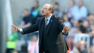 Benitez: We must keep feet on floor