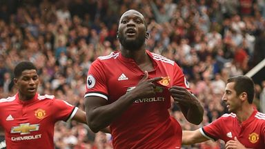 Lukaku stars with debut double