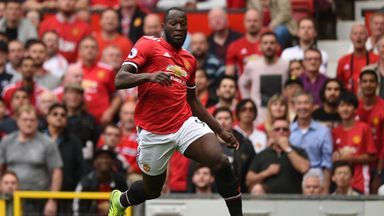 'Lukaku's movement not good enough'