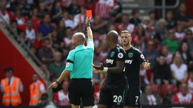 Thommo: Could have been 4 red cards!