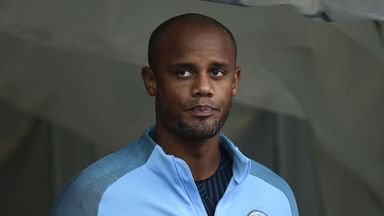 Guardiola confirms Kompany injury