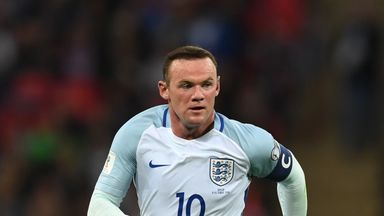 Rooney's record-breaking goals