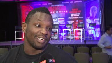 Whyte welcomes MMA rivalry
