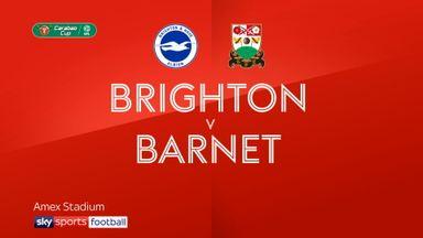 Brighton 1-0 Barnet