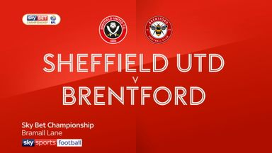 Sheffield Utd 1-0 Brentford