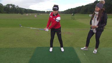 World No 1 swing tips