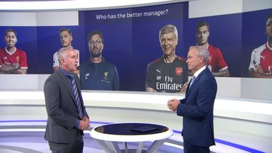 Liverpool v Arsenal: Klopp or Wenger?