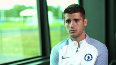 Morata keen for PL success