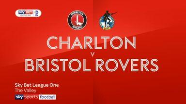 Charlton 1-0 Bristol Rovers