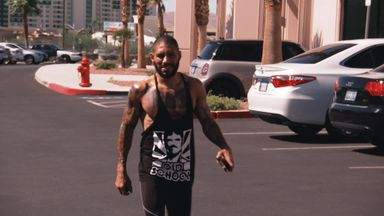 Theophane in the Fight Capital