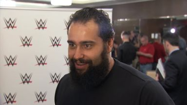 Rusev buzzing for SummerSlam