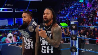The Usos put Tag Team division on notice