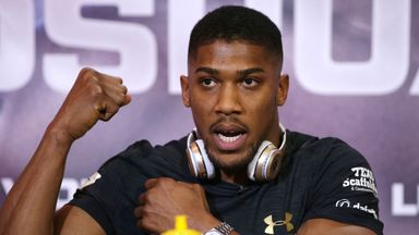 Hearn: Pulev next for Joshua