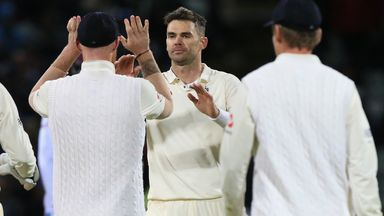 Anderson looking for 500th Test wicket