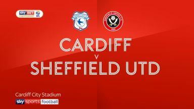 Cardiff 2-0 Sheff Utd