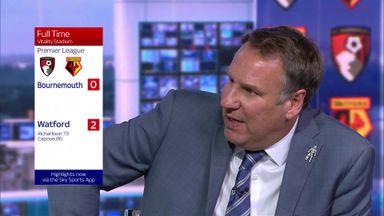 Bournemouth 0-2 Watford - Merson