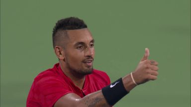 Kyrgios v Ferrer: Highlights