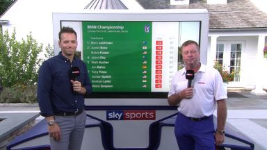 BMW Championship review