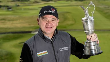 Lawrie returns to Carnoustie