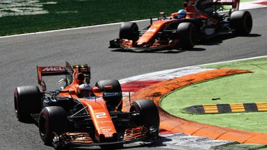 McLaren should 'dump and run'