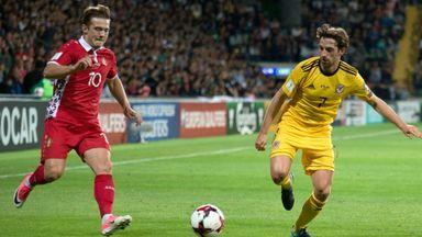 Moldova 0-2 Wales