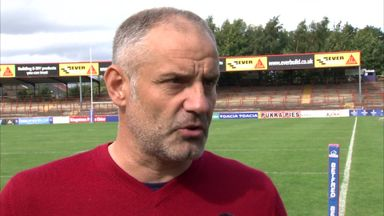 Wakefield set for Belle Vue stay