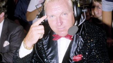 Bobby 'The Brain' Heenan tribute