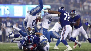 Lions 24-10 Giants