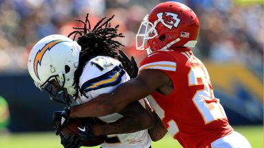 Chiefs 24-10 Chargers