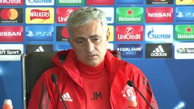 Mourinho: Sackings don't surprise me
