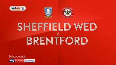 Sheffield Wednesday 2-1 Brentford