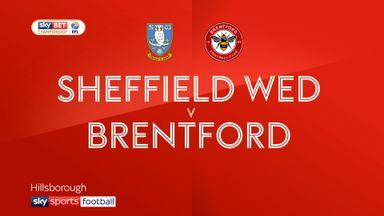 Sheffield Wednesday 2-1 Brentford
